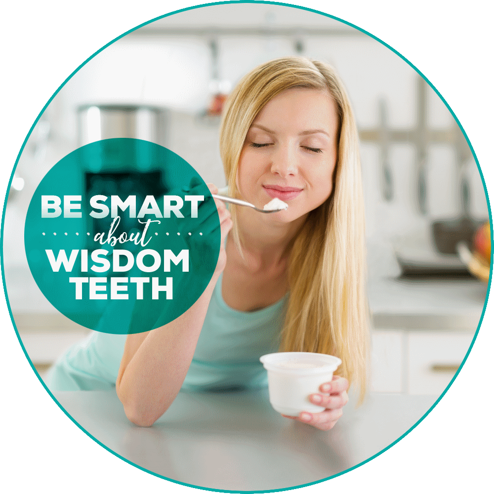 Be Smart About Wisdom Teeth